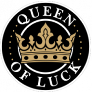 Логотип Queen of Luck