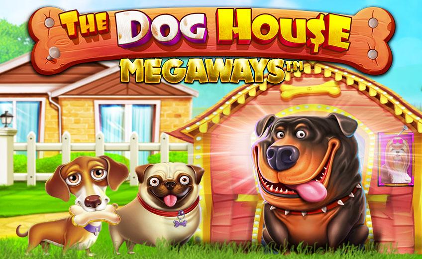 Pragmatic Play представила новый слот The Dog House Megaways