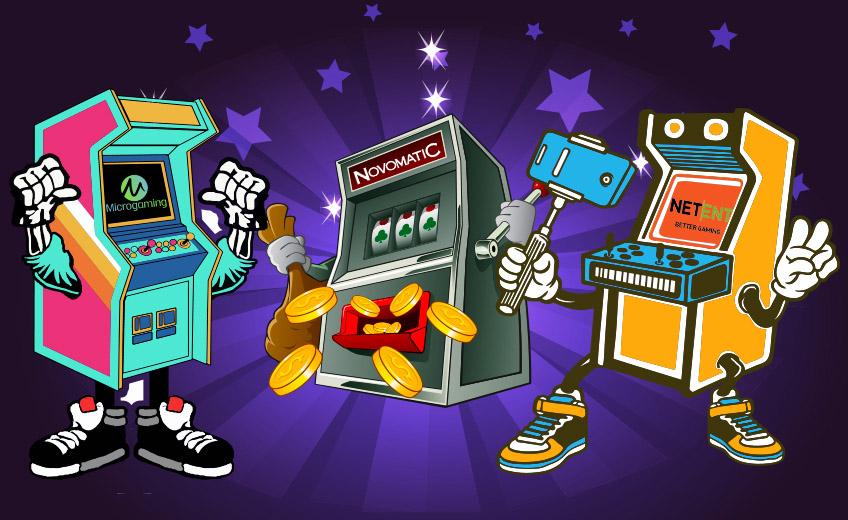 Самые титулованные разработчики игровых автоматов