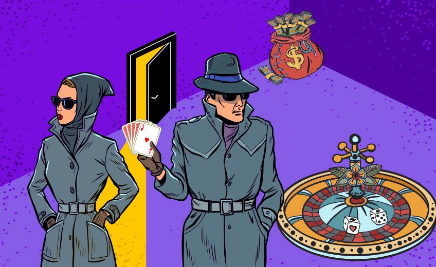 В Санкт-Петербурге полиция закрыла подпольное казино