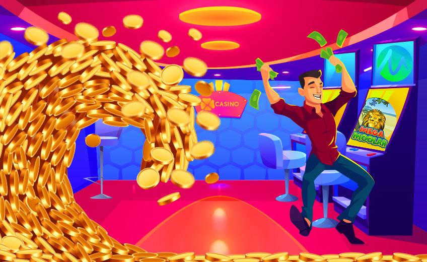 Игрок из Швеции выиграл рекордный джекпот на слоте Microgaming