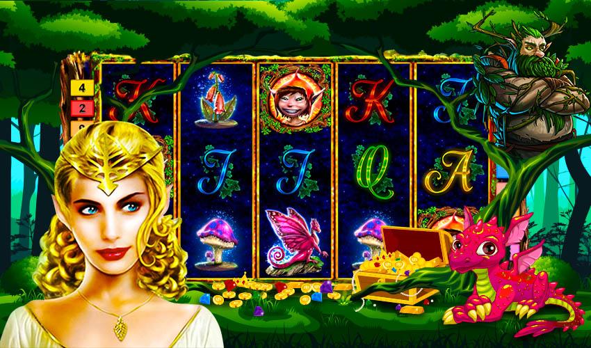 Подложка Fairy Queen