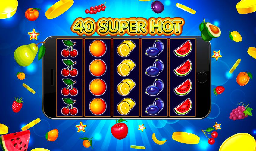 Подложка 40 Super Hot
