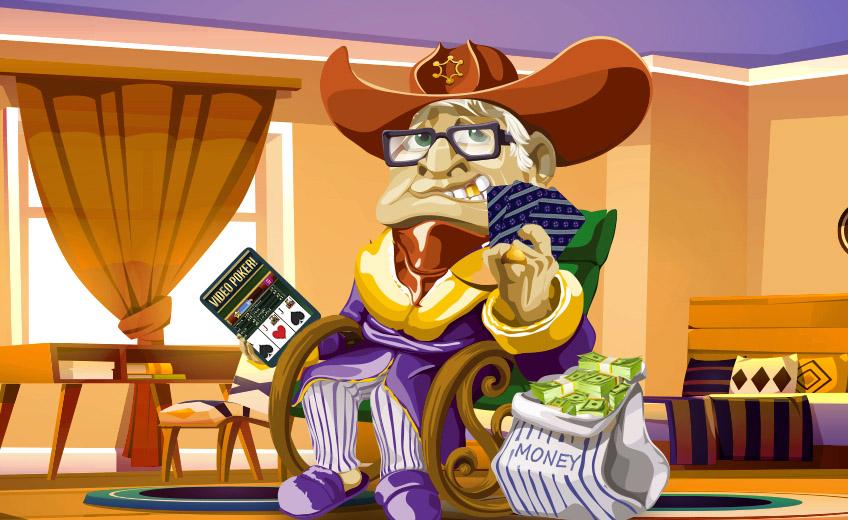Что такое видео покер и как в него играть?
