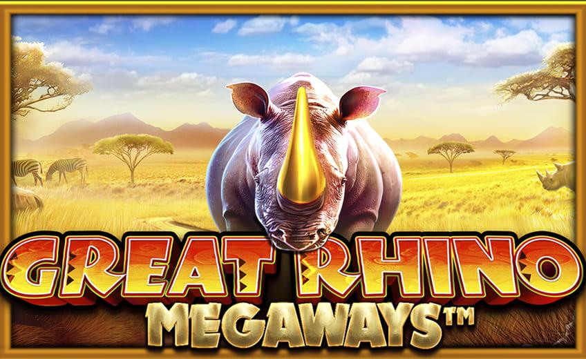 Great Rhino Megaways: первый слот Pragmatic Play с механикой Megaways