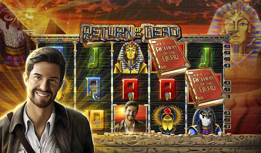 Подложка Return of the Dead