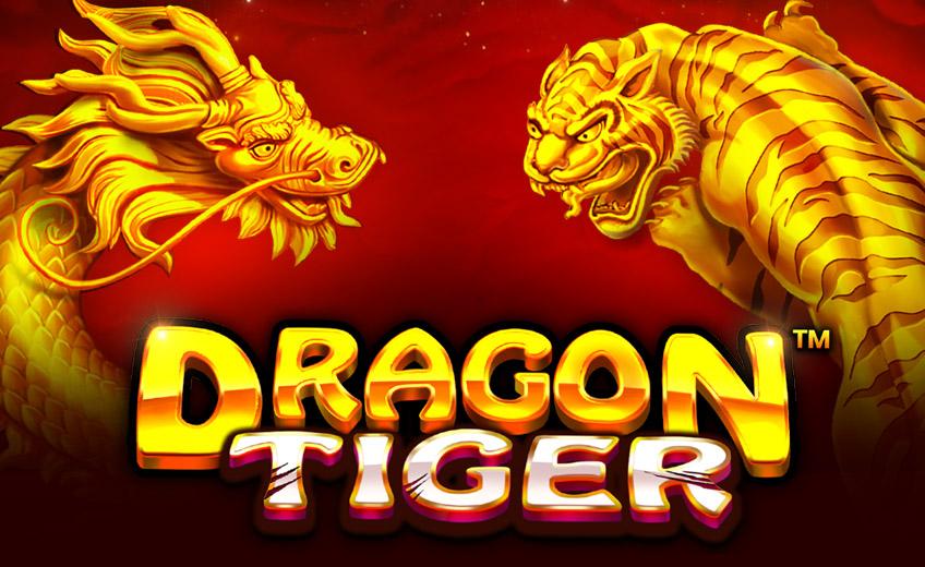 Схватка дракона с тигром в новом слоте Pragmatic Play – Dragon Tiger
