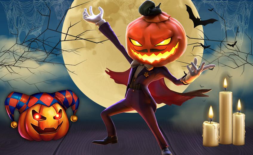 Хеллоуин 2020: лучшие слоты