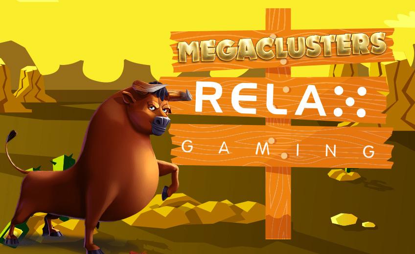 Relax Gaming – первая студия, которая использует механику Megaclusters от Big Time Gaming в своих слотах