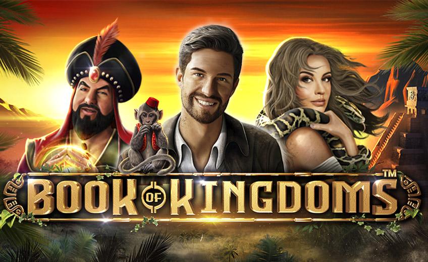 Пополнение в серии приключенческих слотов: новый автомат Book of Kingdoms от Pragmatic Play