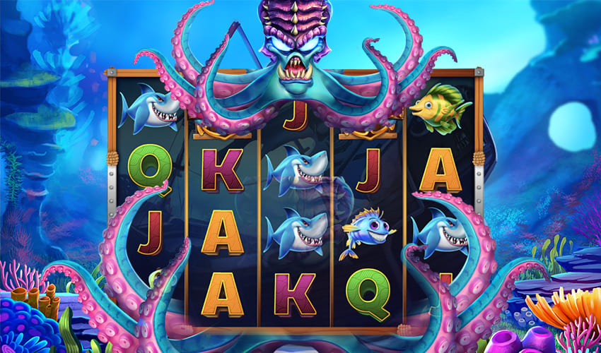 Подложка Release the Kraken