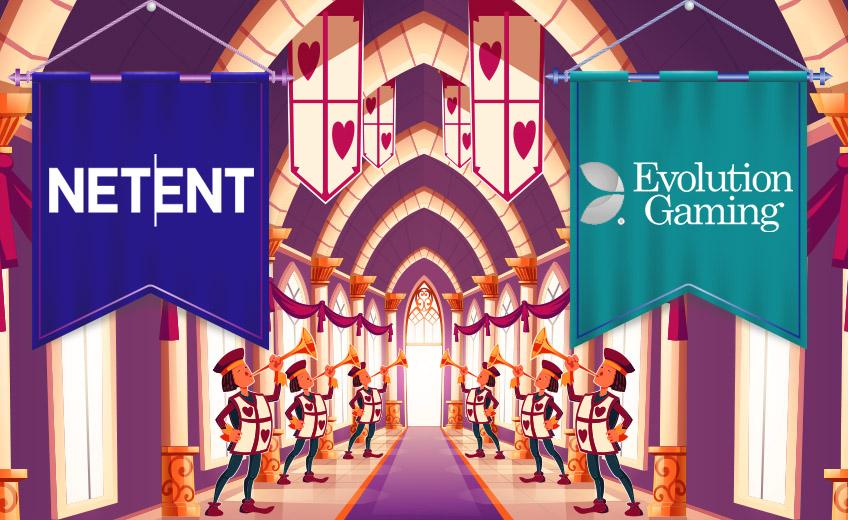 Слияние Evolution и NetEnt: Великобритания разрешила заключить сделку века
