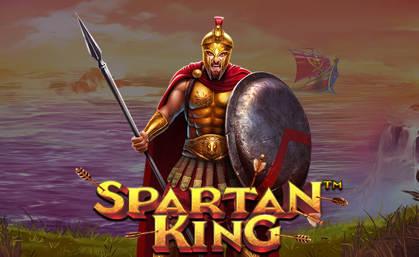 Spartan King: азартная битва в новом слоте Pragmatic Play