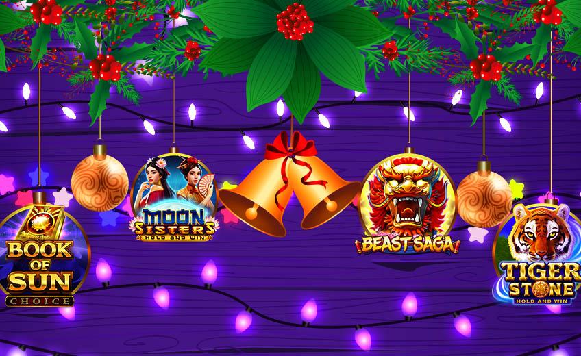 Предвкушение новогоднего торжества в турнире NY PreParty Express от Booongo и Queen of Luck