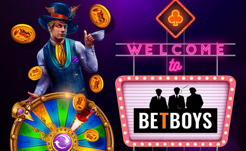 Выгодные апдейты казино BetBoys