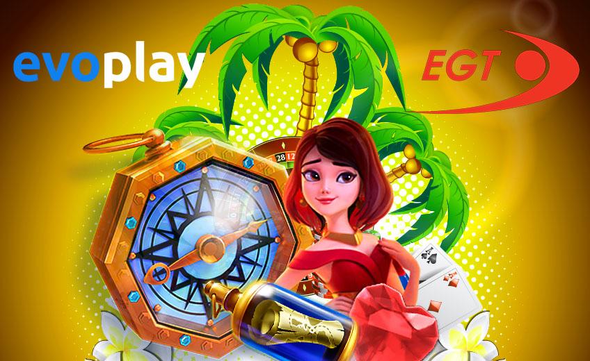 Студии Evoplay Entertainment и EGT Digital заключили партнерское соглашение