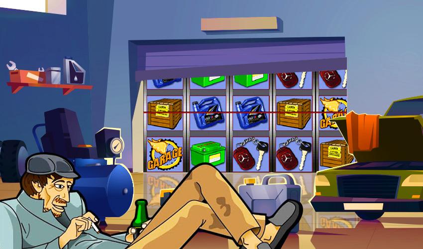 Гараж игровые автоматы играть онлайн бесплатно без регистрации скачать казино вулкан для андроида