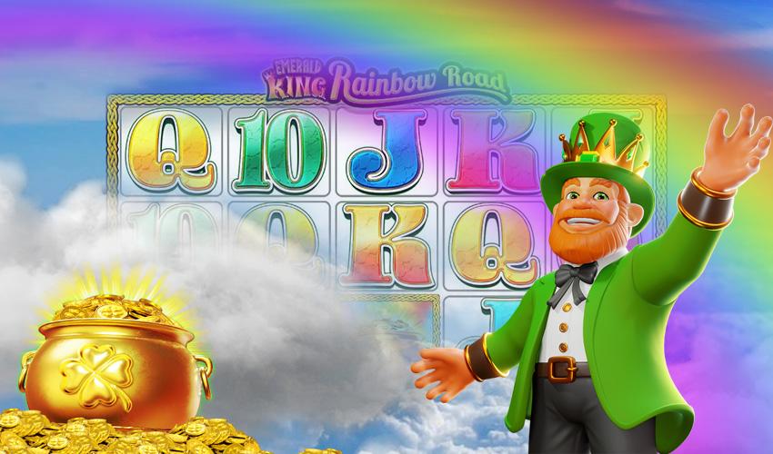 Подложка Emerald King Rainbow Road