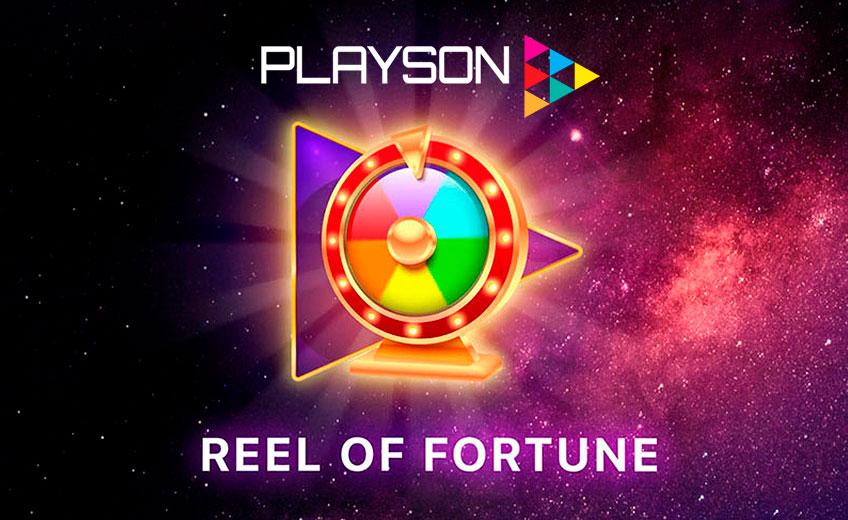 Playson соединяет игровые автоматы и колесо фортуны с новой опцией Wheel of Fortune