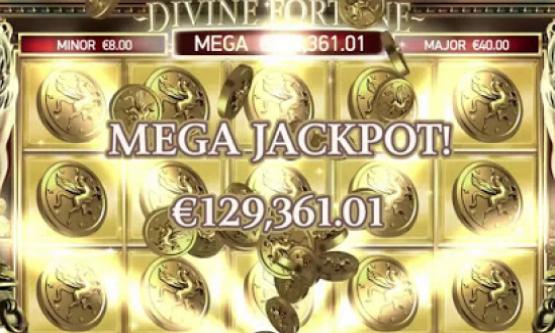 Скриншот 3 Divine Fortune