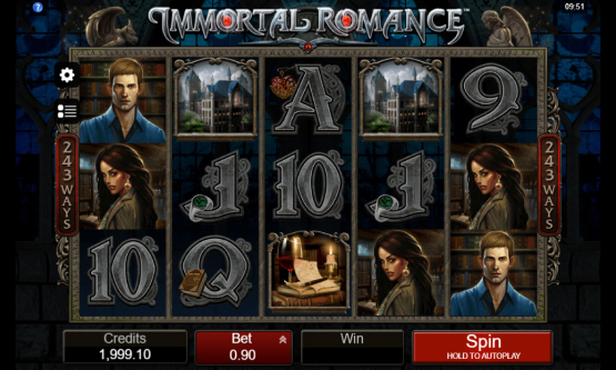 Скриншот 2 Immortal Romance
