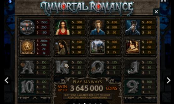 Скриншот 3 Immortal Romance