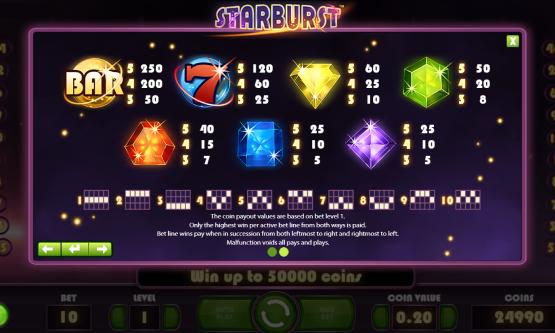 Скриншот 2 Starburst
