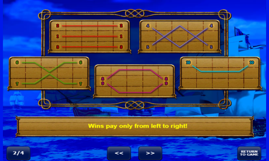 Скриншот 2 Admiral Nelson