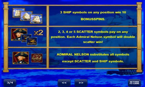 Скриншот 3 Admiral Nelson