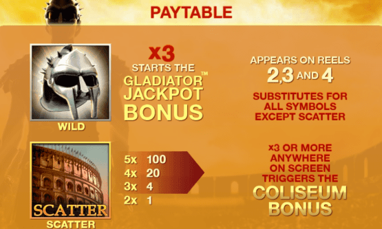 Скриншот 3 Gladiator