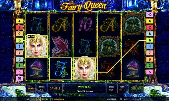 Скриншот 1 Fairy Queen