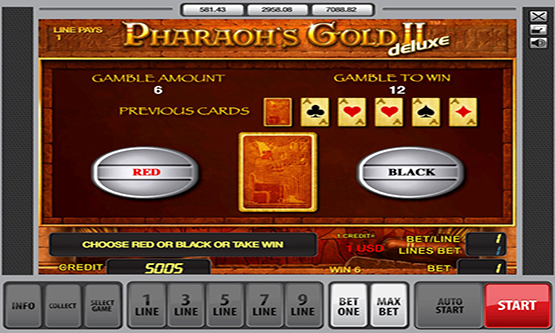 Скриншот 4 Pharaon's Gold