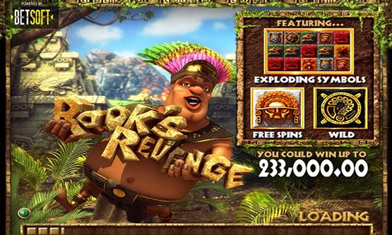 Скриншот 1 Rooks Revenge