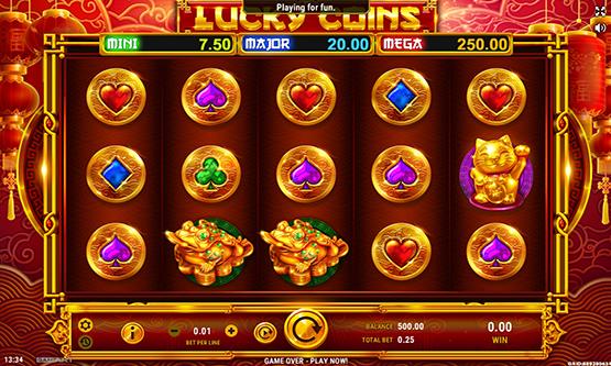 Скриншот 1 Lucky Coins
