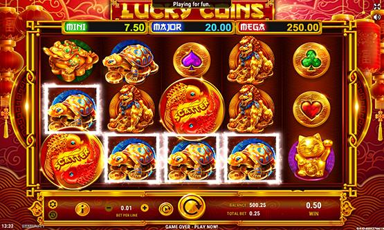 Скриншот 2 Lucky Coins