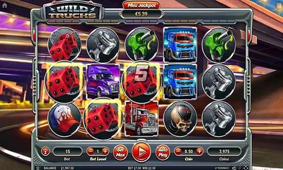 Скриншот 3 Wild Trucks