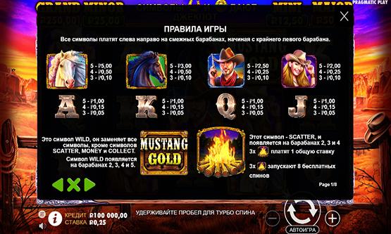 Скриншот 4 Mustang Gold