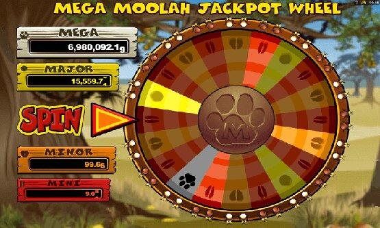 Скриншот 2 Mega Moolah