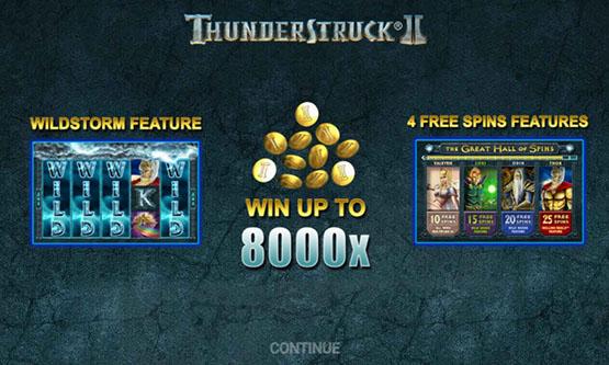 Скриншот 3 Thunderstruck II