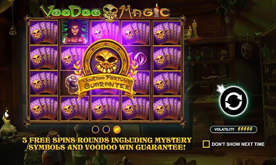 Скриншот 2 Voodoo Magic