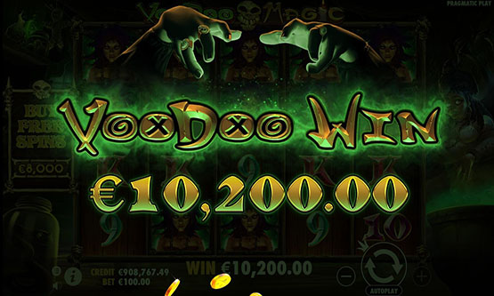 Скриншот 4 Voodoo Magic