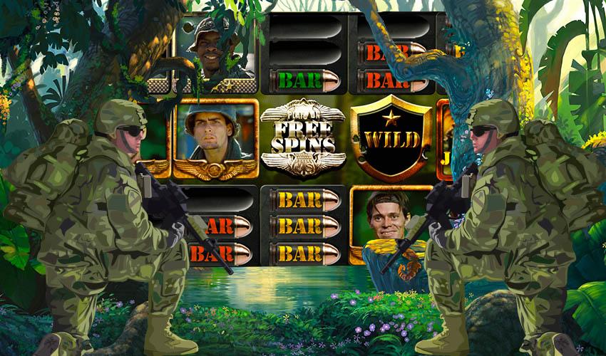 Играть игровые автоматы солдат камера в игровые автоматы