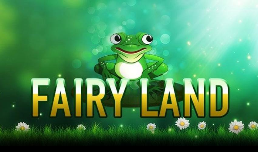 Игровой Автомат Лягушка (Fairy Land   Фейри Ленд) - Играть Бесплатно Онлайн  - GamblerKey